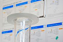 Moderne Messtechnik bei Glastechnik Kirste