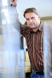 Bernd Kirste, Geschäftsführer