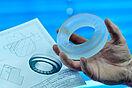 Ultraschallbearbeitung von Glas