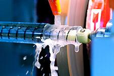 Bearbeitung von druckfesten Glasrohren