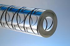 Verbundglasrohre nach einem neuen Fertigungsverfahren der Glastechnik Kirste KG